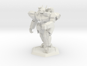 WHAM- King Sandman (1/160th) in White Natural Versatile Plastic