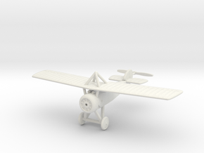 1/144 Sopwith Swallow in White Natural Versatile Plastic