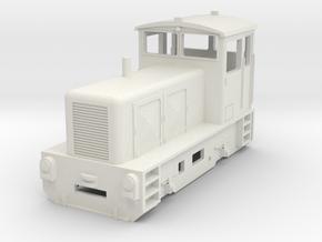 Essen (EVAG) Diesellok neue Lampen in White Natural Versatile Plastic