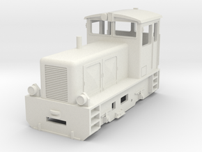 RHB Diesellok mit Indusimagnet in White Strong & Flexible