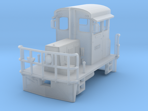 PBR NRT1(4mm/1:76.2 Scale) in Smooth Fine Detail Plastic