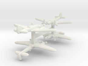 Bristol Blenheim Mk. IV 1:900 x4 in White Strong & Flexible
