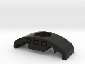 Reverb Quad Guide in Black Natural Versatile Plastic