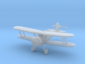 1/144 Gloster Gladiator Mk.I in Smooth Fine Detail Plastic