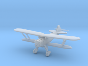 1/144 Heinkel He-51 in Smooth Fine Detail Plastic
