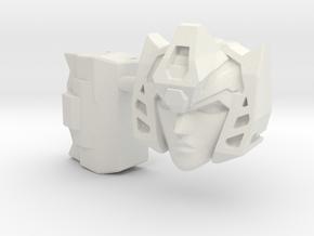Slipstream homage Talon For TFP BH Starcrm R in White Natural Versatile Plastic