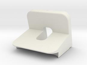 PREHITI iPhone 5 Dock in White Strong & Flexible