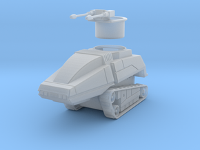 GV06B 15mm Sentry Tank in Smooth Fine Detail Plastic