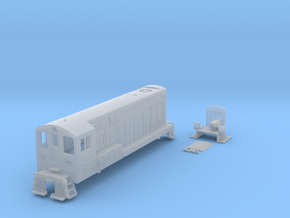 N-Scale FM H-12-44 in Frosted Ultra Detail