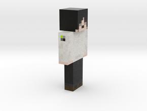 12cm | IronCross117 in Full Color Sandstone