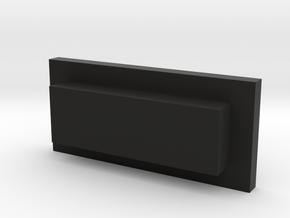 WSB-PC-01 in Black Natural Versatile Plastic