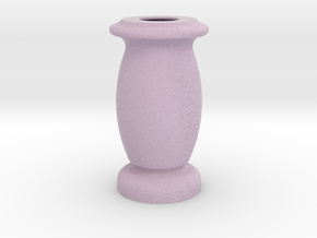 Flower Vase_7 in Full Color Sandstone
