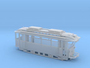Tram Leipzig ATW 5023 SpurH0 (1:87) in Smooth Fine Detail Plastic