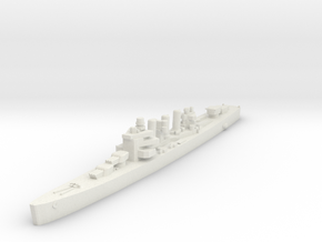 Bywater Cincinnati Cruiser 1:2400 x1 in White Natural Versatile Plastic