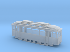 Tram Leipzig Typ 22c Pullmanwagen (1:160) N in Frosted Ultra Detail