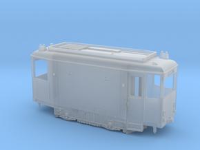 Tram Leipzig ATW 5092 Schleifwagen (1:160) N in Smooth Fine Detail Plastic