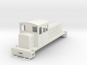 On30 Small switcher conversion 2 in White Natural Versatile Plastic