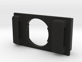 WSB-B_BLXL-01 in Black Natural Versatile Plastic