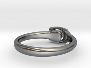 OnYearTogether ring in Polished Silver