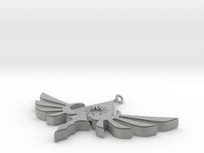 Hyrule Pendant in Metallic Plastic