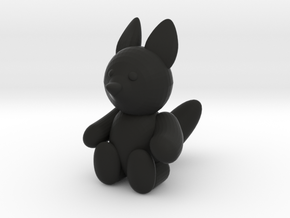 Toy Fox in Black Strong & Flexible