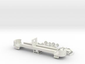 Fahrgestell Wien T Ursprungsausführung mit Maximum in White Natural Versatile Plastic