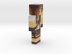 6cm   MinecraftMom in Full Color Sandstone