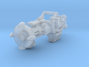 advanced infrasonic cannon 001a carried with suppo in Smooth Fine Detail Plastic