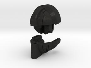 Impactor MP Head in Black Acrylic