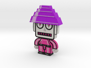 DevBots Series 1 Purple in Full Color Sandstone