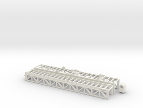 Hot Spot Ladder upgrade in White Natural Versatile Plastic