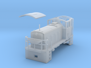 PBR D21(OO9/1:76.2 Scale) in Frosted Ultra Detail