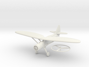 1/144 Douglas O-46 in White Natural Versatile Plastic