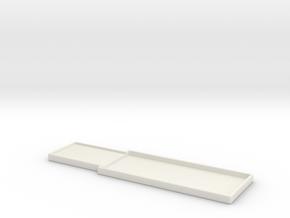 Igniter TC Tray v2 in White Natural Versatile Plastic
