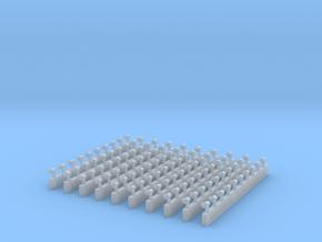Druckkammerlautsprecher klein 10x für LF,DLK  in Frosted Ultra Detail