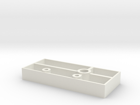 friction box 3 in White Natural Versatile Plastic