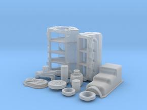 1/25 BBC Basic Block Kit (No Mech Fuel Pump) in Smooth Fine Detail Plastic