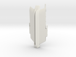 Tail Core - Wind Skimmer in White Natural Versatile Plastic