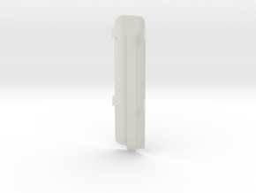 Wind Skimmer - Hatch in White Natural Versatile Plastic