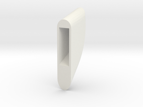Wind Skimmer - Belly Skid in White Natural Versatile Plastic