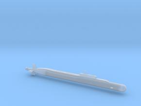 1/700 Borei Class Submarine in Smooth Fine Detail Plastic
