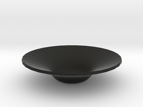 Small bowl in Black Strong & Flexible