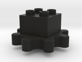 Gears! Gears! Gears! to Duplo uck 02f00m in Black Strong & Flexible