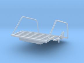 16-Egress Platform in Smooth Fine Detail Plastic