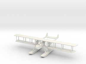 AGO C.IIW Serial #539 1:144th Scale in White Natural Versatile Plastic