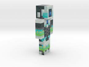 6cm | PixelMech in Full Color Sandstone