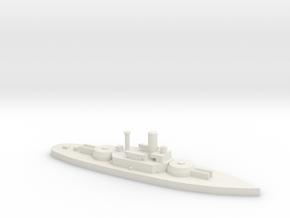 Montery (BM-6) 1:1200 x1 in White Natural Versatile Plastic