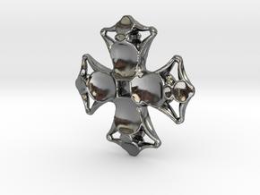 Artefact 17H in Premium Silver