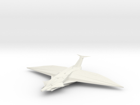 Bride EVTI (Extra-Vahicular Tactical Interceptor) in White Natural Versatile Plastic