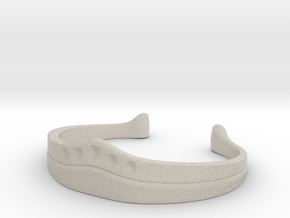 Princess Bracelet Slotted in Natural Sandstone